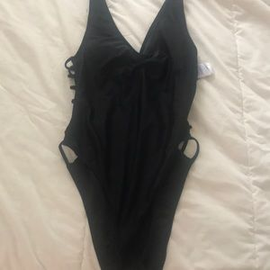 Swim suit new with tags large